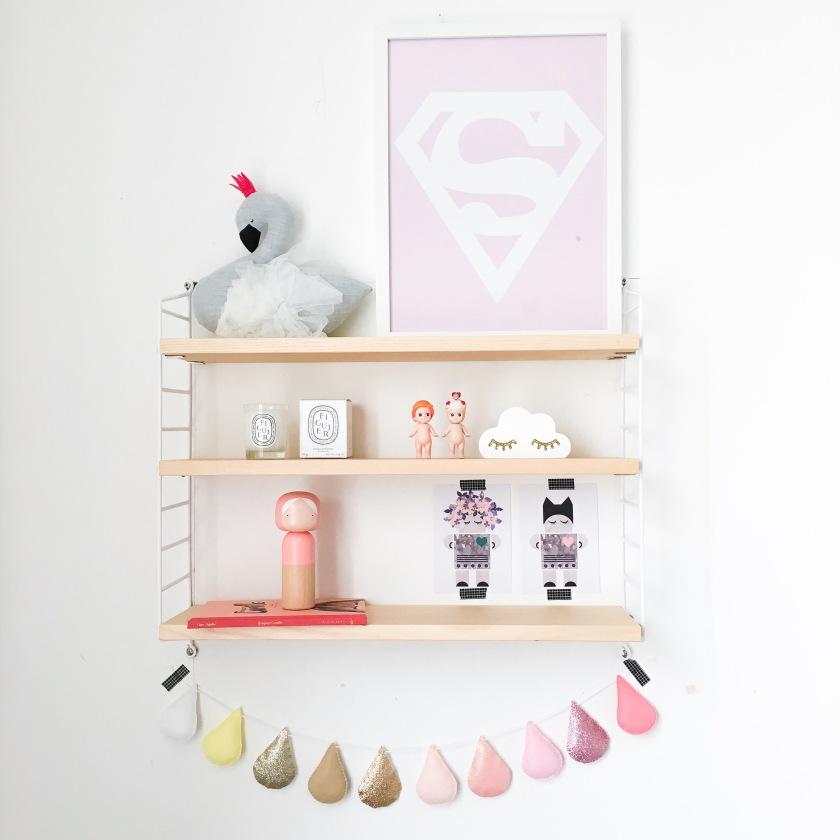 pastel nursery style