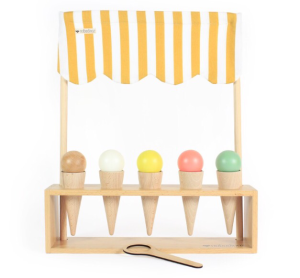 Nobodinoz Icecream set