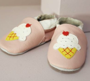Icecream Baby shoes