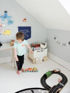 Kidsroom by velveteenbabies