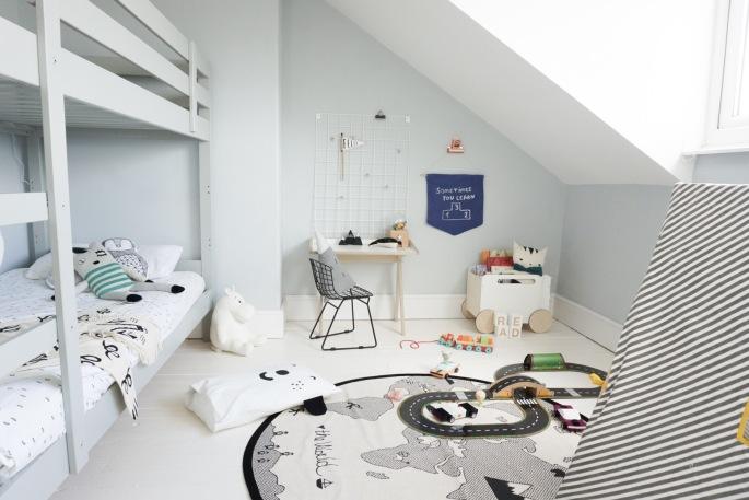 Velveteenbabies kidsroom design