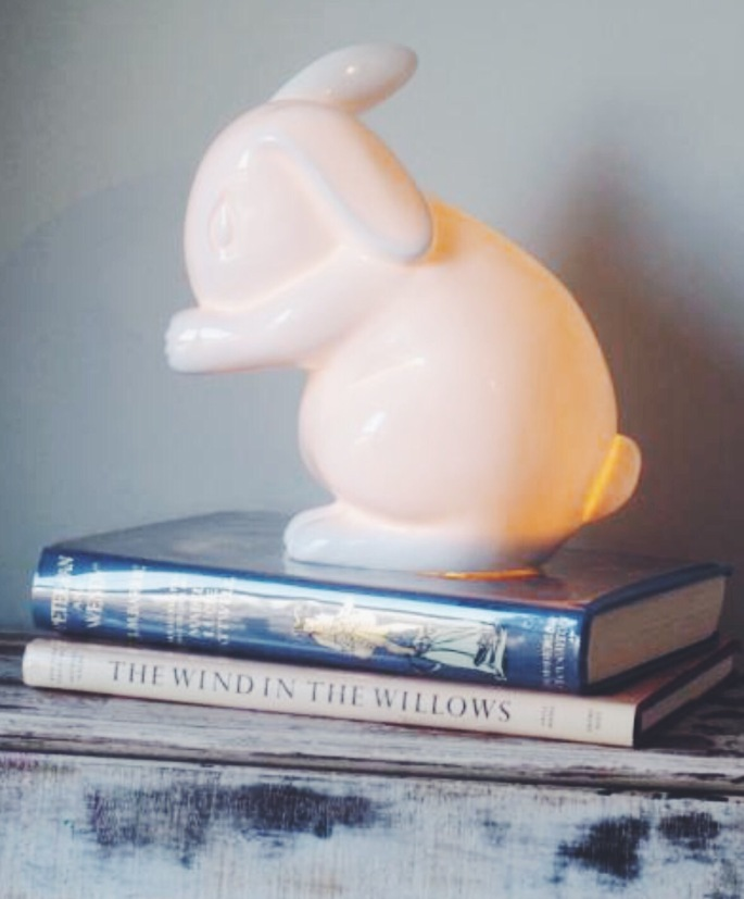 White Rabbit England lamp