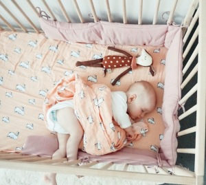 Little Blue Nest Baby on the Velveteen Babies blog