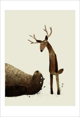 Jon Klassen print