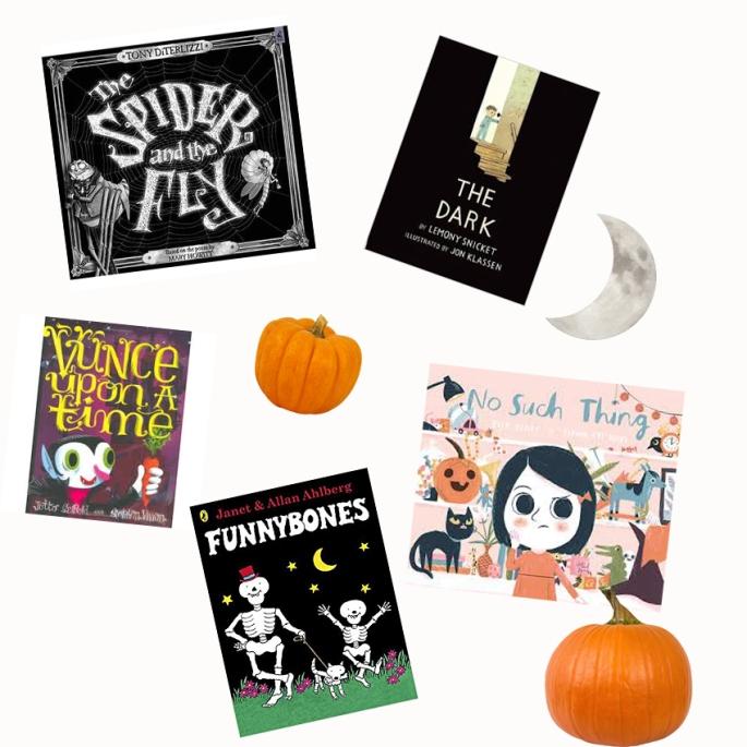 top 5 Halloween childrens books