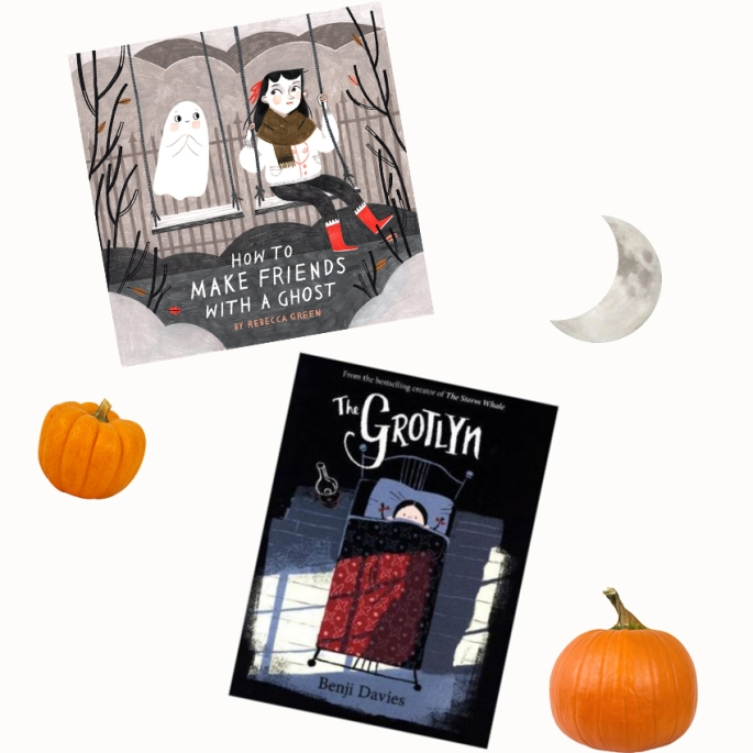 halloween book suggestions